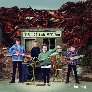 Cranberries , The - In the End (2019) LP cranberry vinyl