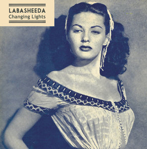 Labasheeda - Changing Lights (2015) LP transparent blue vinyl