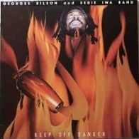 Georges Bilson and Eerie Iwa Band - Keep off Danger (1987) LP