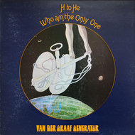 Van der Graaf Generator - H to He Who Am the Only One (1970) LP