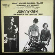 Johnny Cash / Carl Perkins - Little Fauss and Big Halsy (Original Soundtrack Recording) (1970) LP