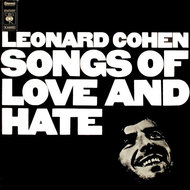 Leonard Cohen - Songs of Love and Hate (1971) LP