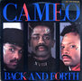 Cameo - Back and Forth (1986) 12 inch