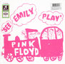 "Pink Floyd - See Emily Play (1967) 7 "" single pink opaque vinyl"